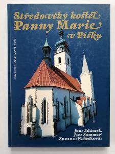 Středověký kostel Panny Marie v Písku - Adámek Sommer Všetečková