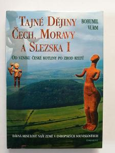 Tajné dějiny Prahy - Bohumil Wurm