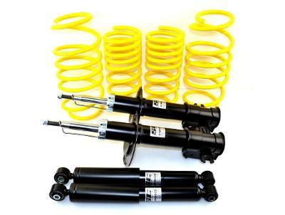 Kompletní sportovní podvozek ST suspensions FIAT PUNTO 188 1999-2012