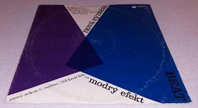 LP Modrý Efekt - Nová Syntéza