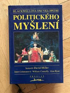 Encyklopedie politického myšlení – David Miller