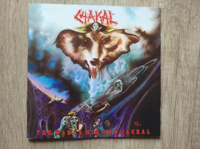 CD-CHAKAL-The Man..+Death Is../2alba na 1CD/leg.thrash,Braz,reed 2008