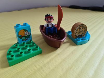 Lego Duplo - pirát