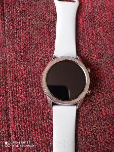 Chytré hodinky Aligator Watch Pro stříbrná