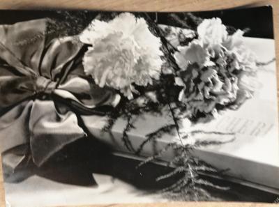 Retro pohlednice - Vše nejlepší - 145 x 100 mm