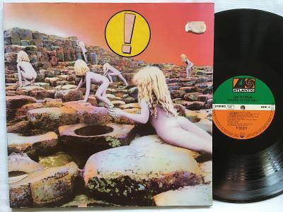 Led Zeppelin Houses Of The Holy LP VG