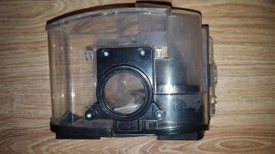 Bezsáčkový systém do vysavače Eta Dualic II