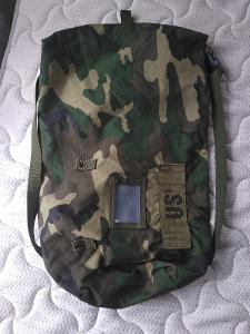 Original US armádní vak na chemický oblek (batoh)