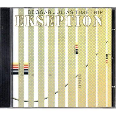 CD  Ekseption - Beggar Julia's Time Trip  (1970)