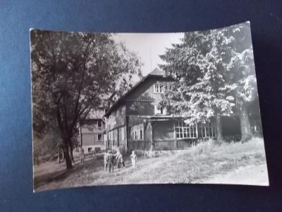 Orlické hory Bartošovice chata Kablo Kladno