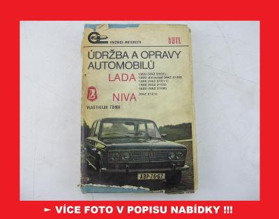 LADA VAZ Niva 1200 1300 1500 1600  - ÚDRŽBA OPRAVY SERVIS
