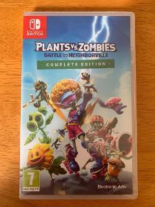PLANTS VS ZOMBIES BATTLE FOR NEIGHBORV. COMPL. EDIT. - NINTENDO SWITCH