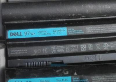 Originální baterie Dell Inspiron Latitude Vostro pro oživení nebo rep.