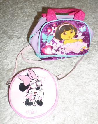 Kabelka Disney Minnie přes rameno a Dora-ble