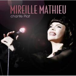 Mireille Mathieu - Chante Piaf, 1CD, 2012