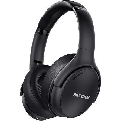 Bezdrátová sluchátka MPOW H19 IPO, černá