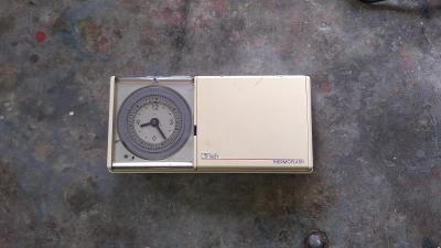 Termostat thermoflash analogový / mechanický