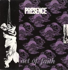 Presence – Act Of Faith (LP) the cure