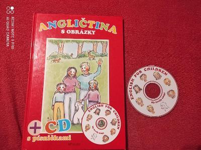 Angličtina s Obrázky + cd