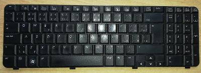 Klávesnice HP Presario CQ61, AE0P6300110 rev-3B, poškozená
