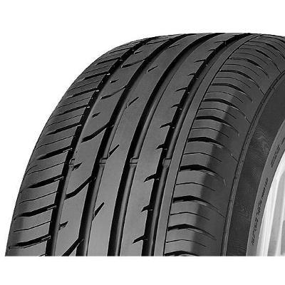 4x NOVÉ CONTINENTAL CONTIPREMIUMCONTACT2215/40R17, 87W letní pneu