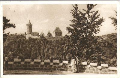 KOKOŘÍN - hrad - Mělník