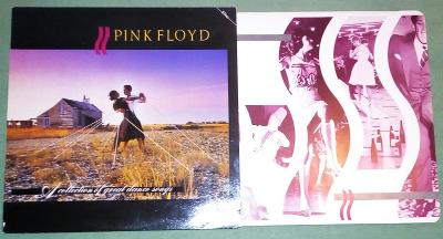 LP Pink Floyd - A Collection Of Dance Songs 1981 UK Pres! EX+++