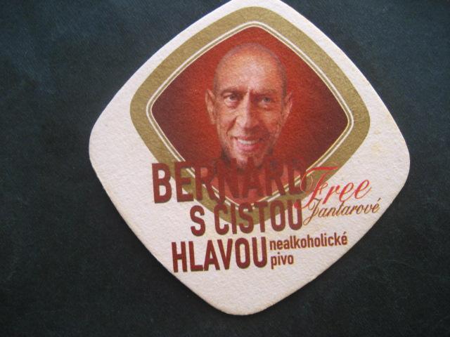 Pivní tácek Bernard - Nápojový průmysl