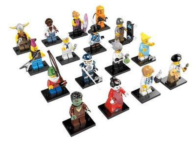 LEGO minifigurky 8804