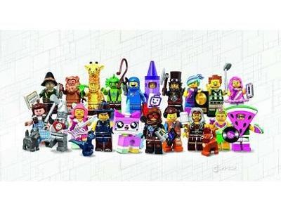 LEGO minifigurky 71023