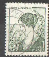 Polsko - Mi.2608 - Polská grafika