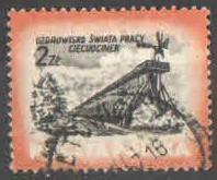 Polsko - Mi 830 - Ciechocinek