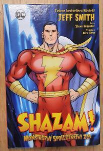 Komiks Shazam! Monstrózní společenství zla, autor Jeff Smith