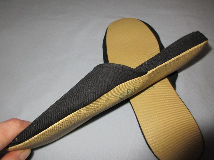 pantofle  vyšívané - Dámské boty
