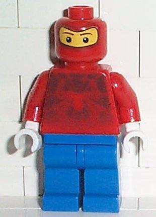 LEGO figurka Spider-man 2 - Balaclava Face