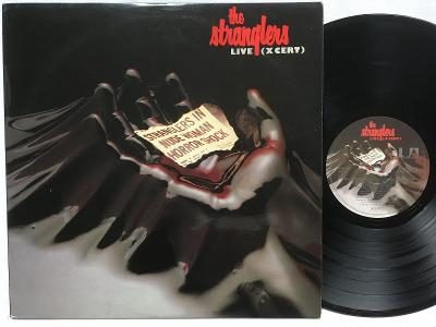 THE STRANGLERS Live UK 1979 VG+