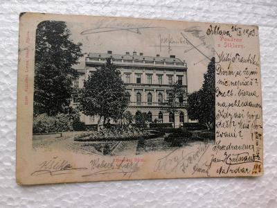 Pohlednice - Jihlava - Iglau - Gruss aus Iglau