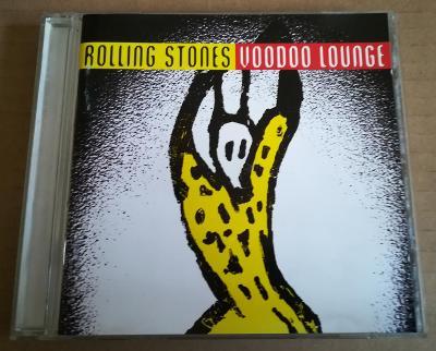 CD THE ROLLING STONES - VOODOO LOUNGE/1994