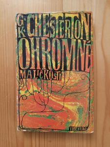 Ohromné maličkosti G. K. Chesterton
