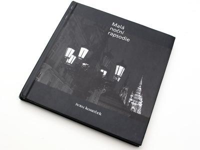 #2679 Malá noční rapsodie - Ivan Koreček, KVARTA, 2002, kniha