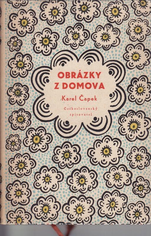 Karel Čapek: Obrázky z domova - Knihy
