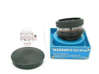 Zvětšovací objektiv RODENSTOCK Rogonar-S 50mm/2,8 (závit M39)