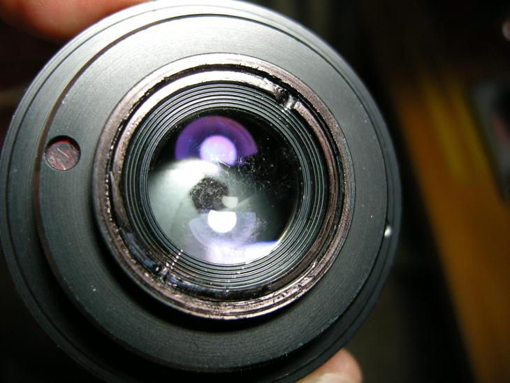 Zvětšovací objektiv RODENSTOCK Rogonar-S 50mm/2,8 (závit M39) - Foto