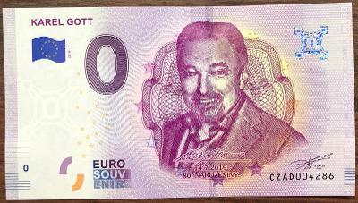 0Euro Karel Gott