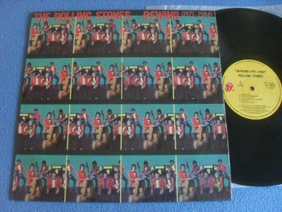 LP The Rolling Stones - Rewind