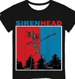 Siren Head - dětské tričko, různé velikosti
