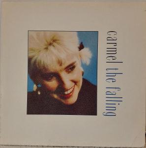 LP Carmel - The Falling, 1986 EX
