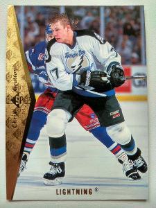 Chris Gratton #111 Tampa Bay Lightning 1994/95 Upper Deck SP