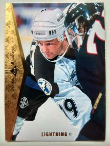 Brian Bradley #114 Tampa Bay Lightning 1994/95 Upper Deck SP