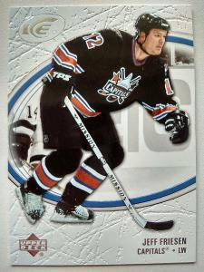 Jeff Friesen #99 Washington Capitals 2005/06 Upper Deck ICE